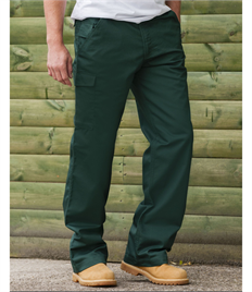 Russell Polycotton Twill Trouser (Tall)