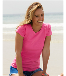 Fruit Of The Loom Ladies' Valueweight T-Shirt