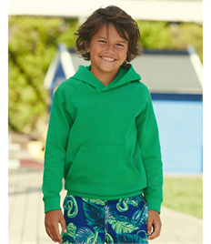 Fruit Of The Loom Kid's Lightweight Hooded Sweat