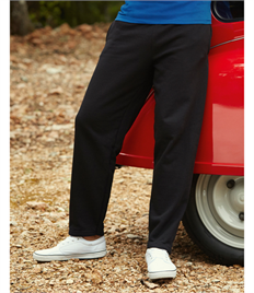 Fruit of the Loom Mens Classic Open Hem Jog Pants