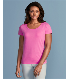 Gildan Softstyle® Ladies' Deep Scoop T-Shirt