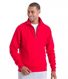 JUST HOODS BY AWDIS SOPHOMORE 1/4 ZIP SWEAT