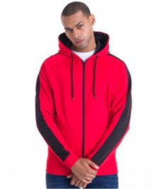 JUST HOODS BY AWDIS SPORTS POLYESTER ZOODIE