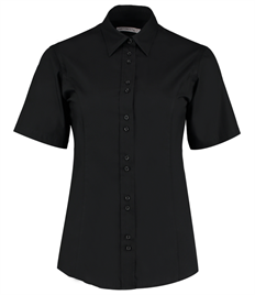 Kustom Kit Ladies' Short Sleeve City Shirt