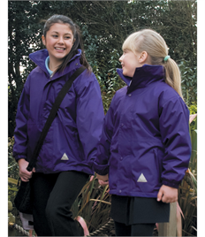 Result Children's Reversible StormDri 4000 Fleece Jacket