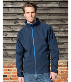 Result Core Men's Printable Softshell Jacket