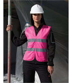 Result Safe-Guard Womens Safety Vest