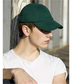 Result Headwear Low Profile Brushed Cotton Cap