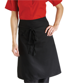 Dennys Low Cost Waist Apron Without Pocket