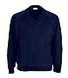 EM V-Neck Sweatshirt Adult