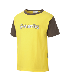 Brownie Short Sleeve T-Shirt